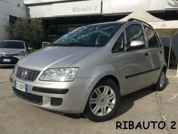Usato 2011 Fiat Idea 12 Diesel 7800 12038 Cuneo Autouncle