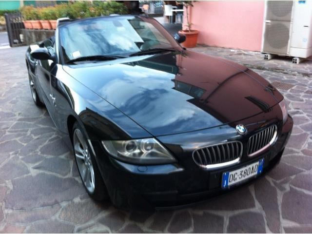 Sold Bmw Z4 3 0si Cat Roadster Used Cars For Sale Autouncle