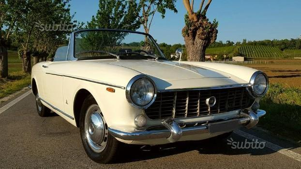 sold fiat 1500 cabrio cabriolet sp used cars for sale autouncle. Black Bedroom Furniture Sets. Home Design Ideas