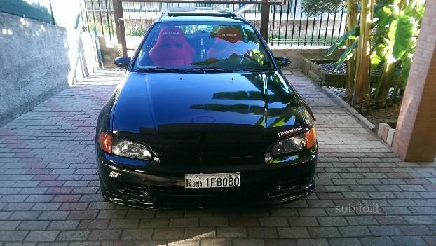 sold honda civic eg5 asi swap b16a2 used cars for sale autouncle. Black Bedroom Furniture Sets. Home Design Ideas