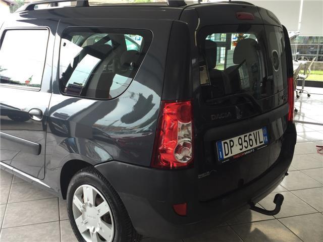 Sold dacia logan mcv 7 posti con g used cars for sale for Dacia duster 7 posti