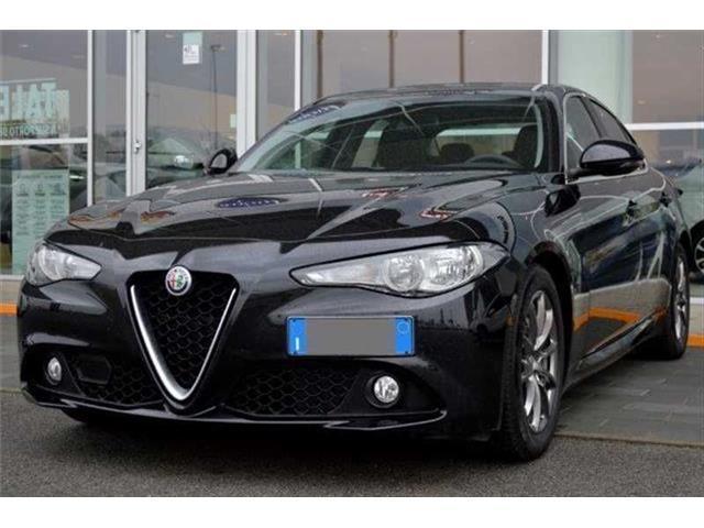 sold alfa romeo giulia 2.2 turbo d. - used cars for sale - autouncle