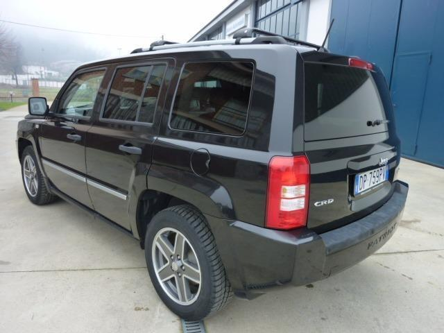 venduto jeep patriot 2 0 turbodiesel auto usate in vendita. Black Bedroom Furniture Sets. Home Design Ideas