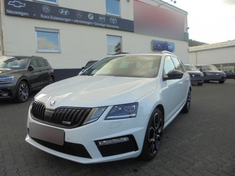 sold skoda octavia rs 245 2,0 tsi . - used cars for sale
