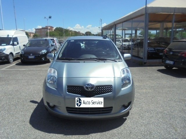 sold toyota yaris usata del 2007 a. - used cars for sale - autouncle