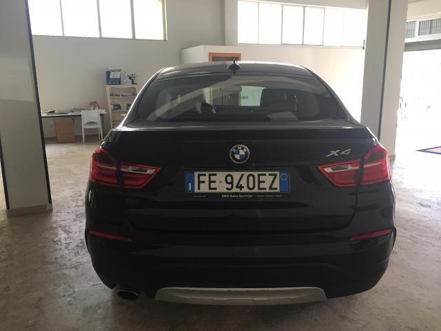 Venduto BMW X4 xDrive20d - auto usate in vendita