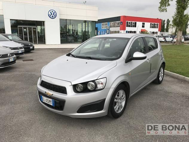 Sold Chevrolet Aveo 2 Serie 12 8 Used Cars For Sale
