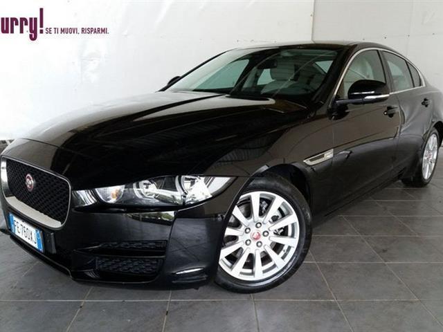 jaguar xe usata 456 jaguar xe in vendita autouncle. Black Bedroom Furniture Sets. Home Design Ideas