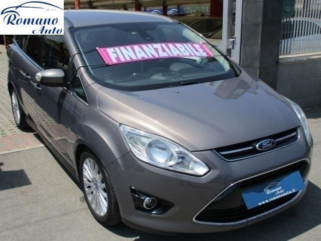usato 1 6 tdci 115cv titanium 2011 ford c max 2011 km in silea. Black Bedroom Furniture Sets. Home Design Ideas