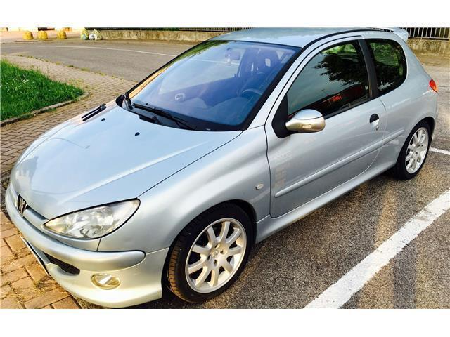 sold peugeot 206 1 6 16v 3p xs used cars for sale. Black Bedroom Furniture Sets. Home Design Ideas