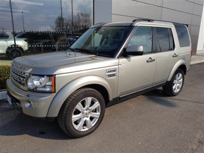 Land Rover Discovery 4 Usata 154 Land Rover Discovery 4