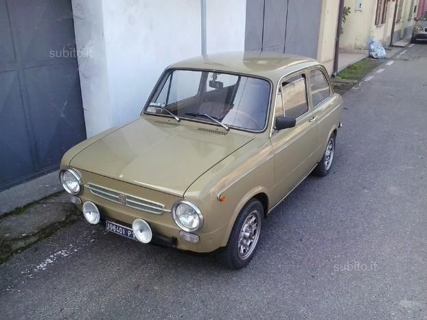 sold fiat 850 special 1969 ann used cars for sale autouncle. Black Bedroom Furniture Sets. Home Design Ideas