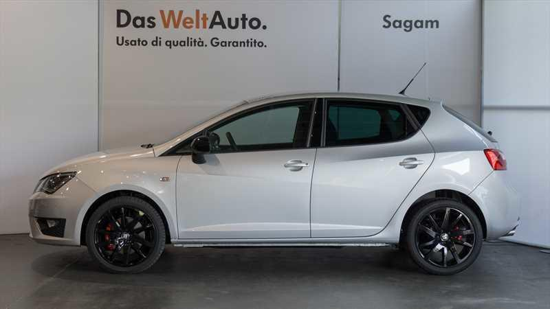 sold seat ibiza sc 1 4 tdi cr fr s used cars for sale autouncle. Black Bedroom Furniture Sets. Home Design Ideas