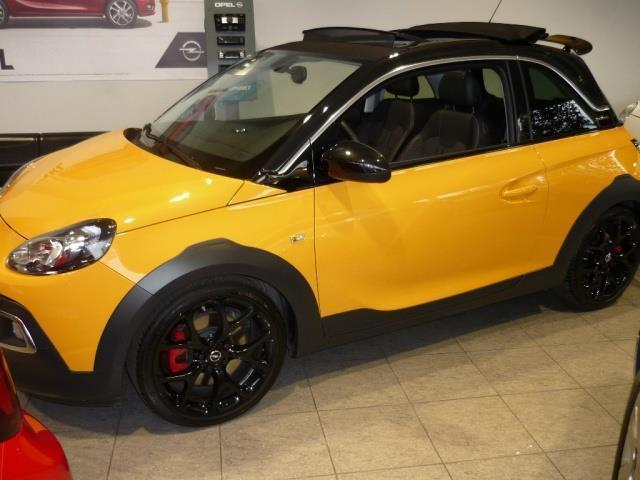 sold opel adam rocks 1 4 150 cv st used cars for sale autouncle. Black Bedroom Furniture Sets. Home Design Ideas