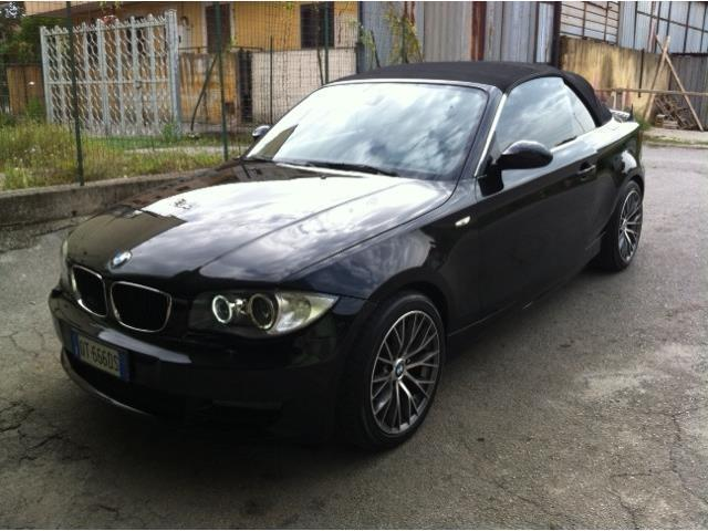 sold bmw 120 cabriolet serie 1 used cars for sale autouncle. Black Bedroom Furniture Sets. Home Design Ideas