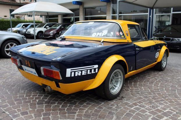 Sold Fiat 124 Spider Abarth Gruppo Used Cars For Sale