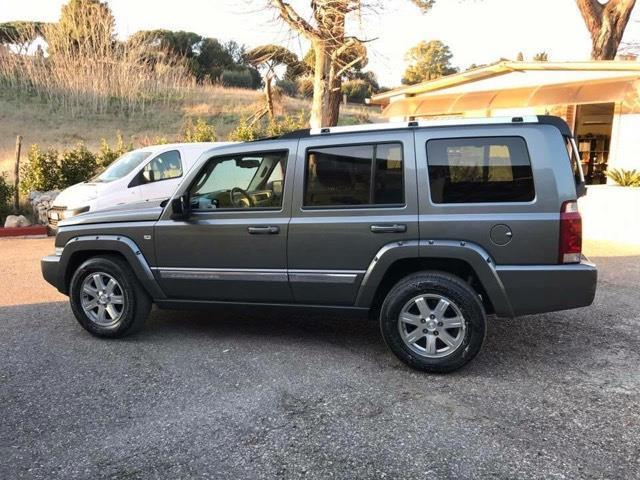 sold jeep commander 3 0 crd dpf ov used cars for sale. Black Bedroom Furniture Sets. Home Design Ideas