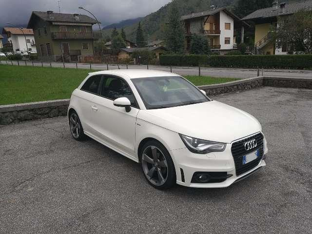 sold audi a1 ambition used cars for sale autouncle. Black Bedroom Furniture Sets. Home Design Ideas