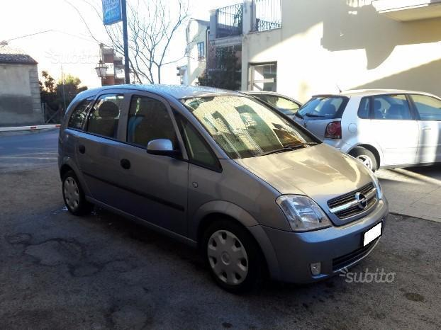 sold opel meriva 1 7 cdti used cars for sale autouncle. Black Bedroom Furniture Sets. Home Design Ideas