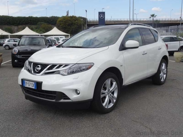sold nissan murano 2 5 dci acenta used cars for sale. Black Bedroom Furniture Sets. Home Design Ideas