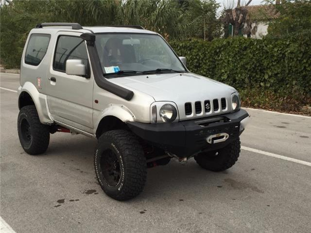 sold suzuki jimny 16v cat 4wd used cars for sale autouncle. Black Bedroom Furniture Sets. Home Design Ideas