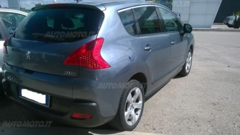 sold peugeot 3008 1 6 hdi 112cv te used cars for sale autouncle. Black Bedroom Furniture Sets. Home Design Ideas
