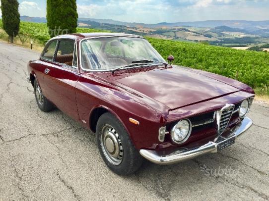 Alfa romeo giulietta super 1970 17