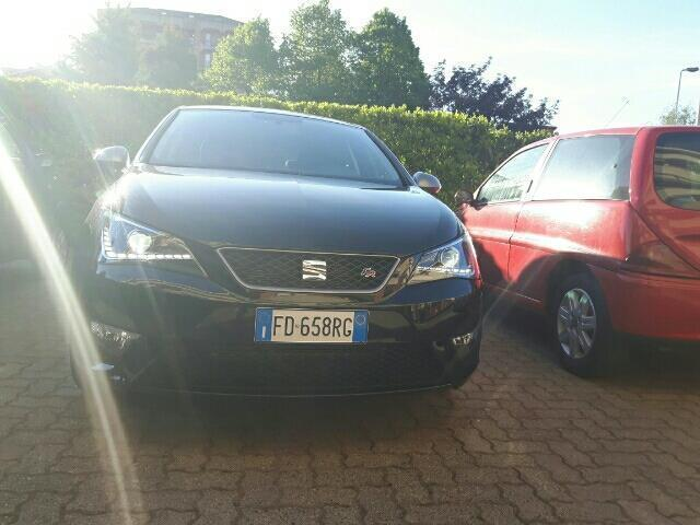 sold seat ibiza 1 4 tdi 90 cv cr 5 used cars for sale autouncle. Black Bedroom Furniture Sets. Home Design Ideas