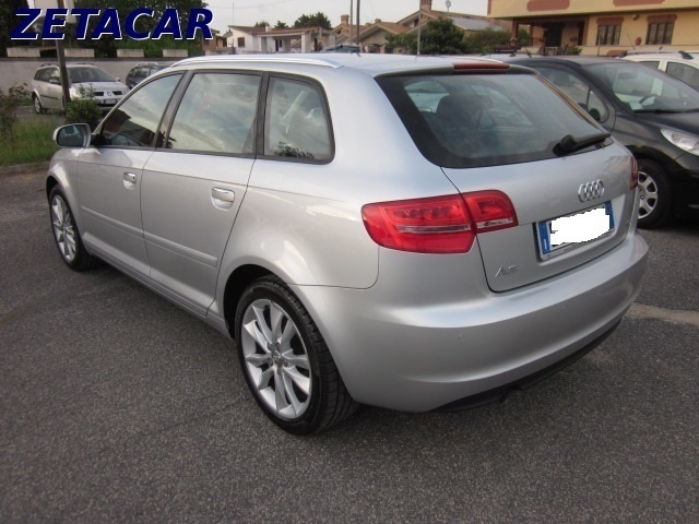 sold audi a3 sportback 2 0 tdi 140 used cars for sale autouncle. Black Bedroom Furniture Sets. Home Design Ideas