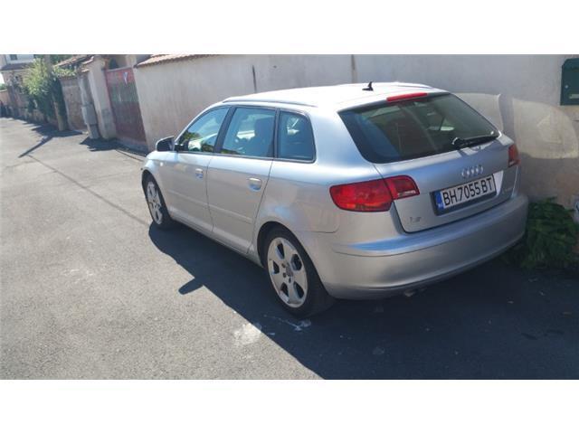 Sold Audi A3 Targa Bulgara Bulgaria