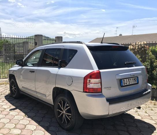 Sold Jeep Compass 2.0 Crd Limited