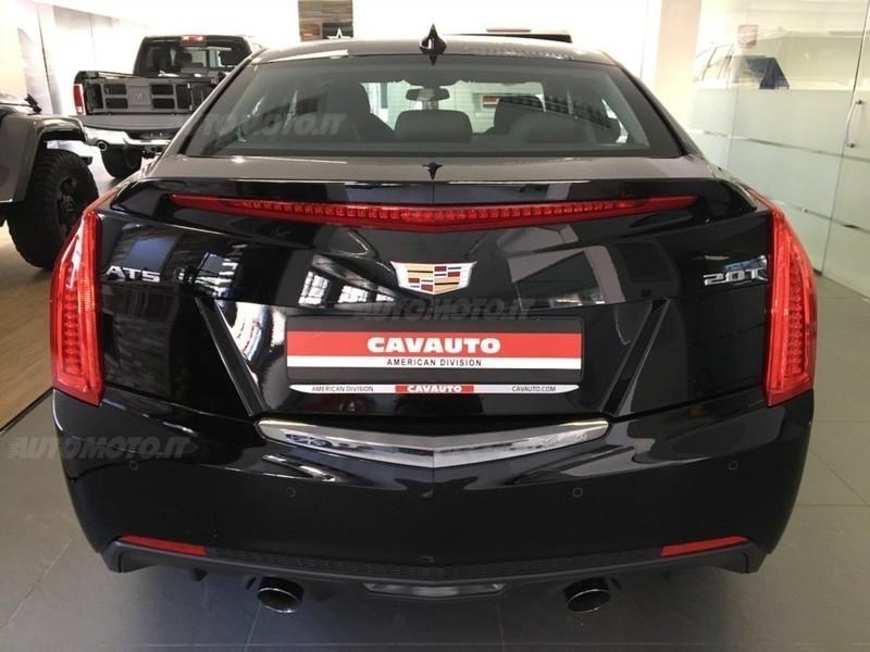 ats cadillac monza at8 nuova turbo luxury autouncle usate