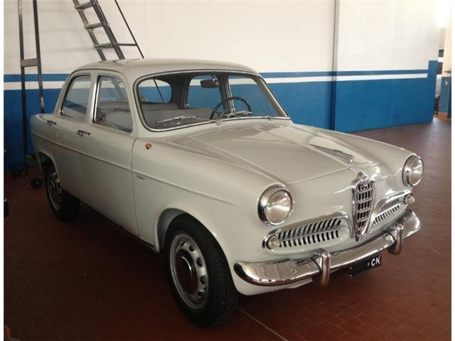 Sold Alfa Romeo Giulietta Berlina Used Cars For Sale Autouncle