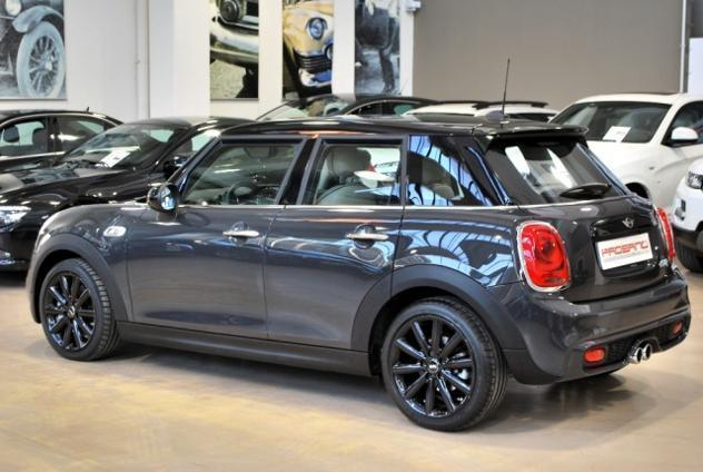 sold mini cooper s 5 porte automat used cars for sale. Black Bedroom Furniture Sets. Home Design Ideas