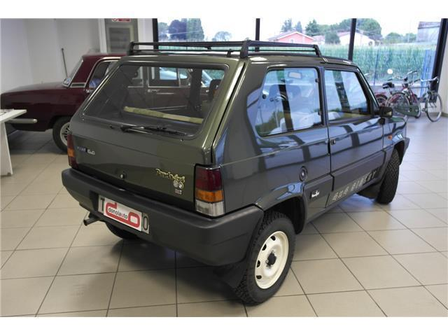 Sold fiat panda 4x4 sisley totalme used cars for sale for Panda 4x4 sisley scheda tecnica