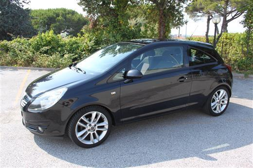 sold opel corsa corsa 1 2 16v 3 used cars for sale. Black Bedroom Furniture Sets. Home Design Ideas