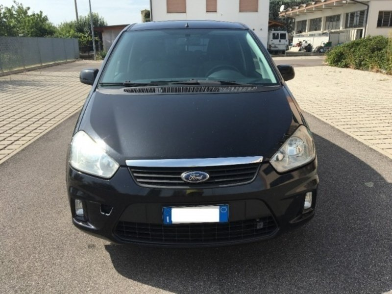 sold ford c max 1 6 tdci 110 cv used cars for sale autouncle. Black Bedroom Furniture Sets. Home Design Ideas