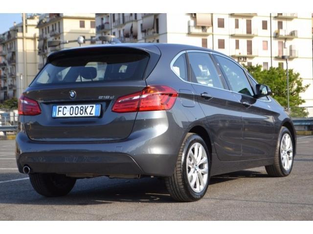 bmw 216 active tourer usata 708 bmw 216 active tourer in vendita. Black Bedroom Furniture Sets. Home Design Ideas