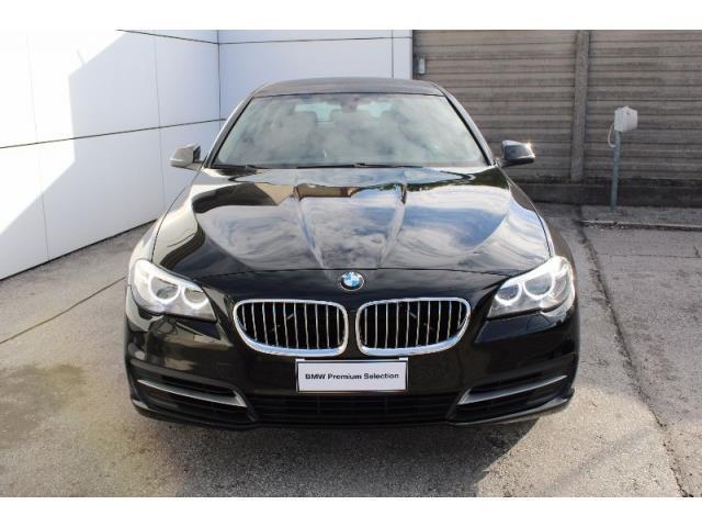 gebraucht BMW 520 d Touring Business aut.