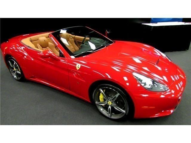 Usato 2014 Ferrari California 4.3 Benzin (125.000 ...