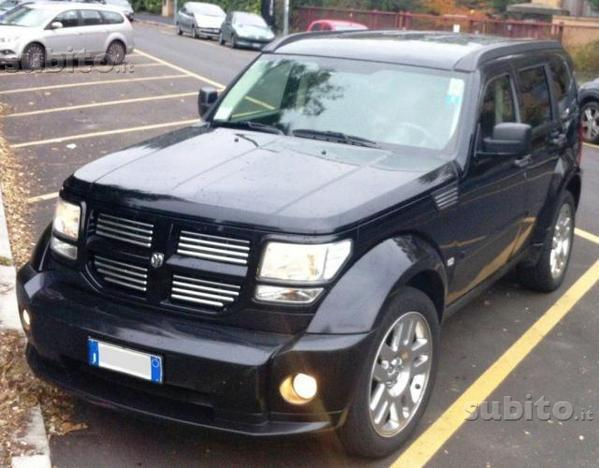 sold dodge nitro 4 0 r t 4wd used cars for sale autouncle. Black Bedroom Furniture Sets. Home Design Ideas
