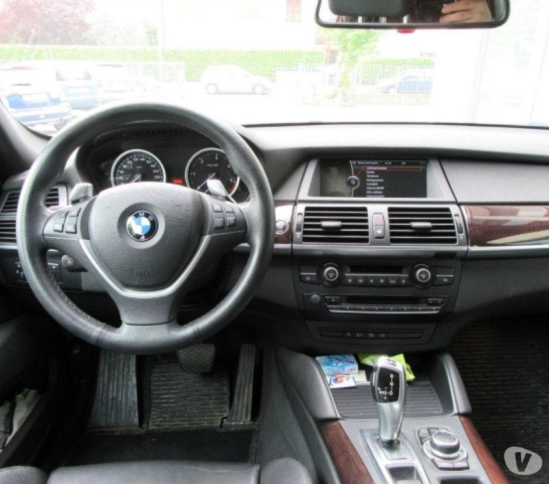 Sold BMW X6 XDrive40d Futura