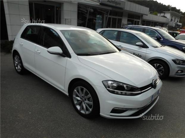 sold vw golf 1 6 tdi 110 cv dsg 5p used cars for sale. Black Bedroom Furniture Sets. Home Design Ideas