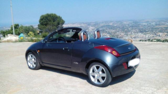 sold ford streetka cabrio used cars for sale autouncle. Black Bedroom Furniture Sets. Home Design Ideas