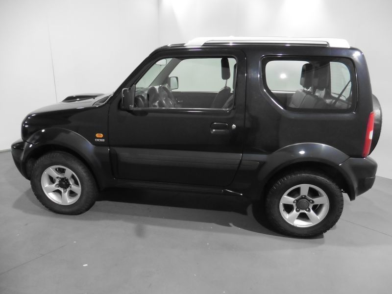 usato ddis 86cv cat 4wd jlx suzuki jimny 2009 km in genova ge. Black Bedroom Furniture Sets. Home Design Ideas