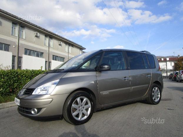 sold renault espace 2 0 dci 130cv used cars for sale autouncle. Black Bedroom Furniture Sets. Home Design Ideas