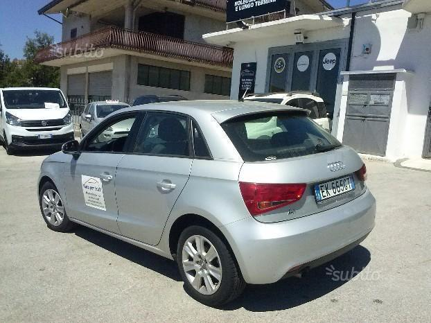 sold audi a1 tdi 90 cv 2012 used cars for sale autouncle. Black Bedroom Furniture Sets. Home Design Ideas