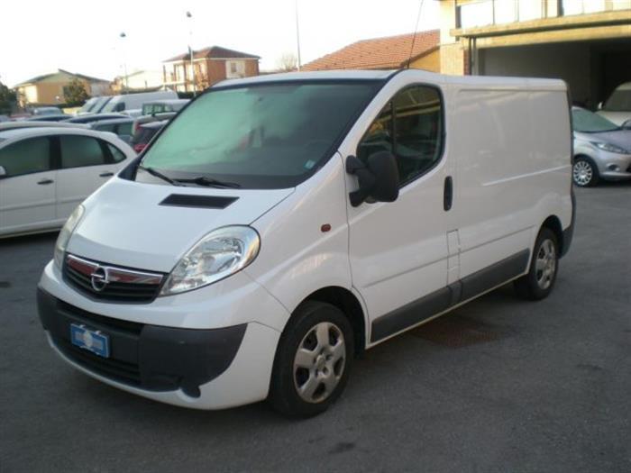 Schemi Elettrici Opel Vivaro : Sold opel vivaro cdti cv used cars for sale