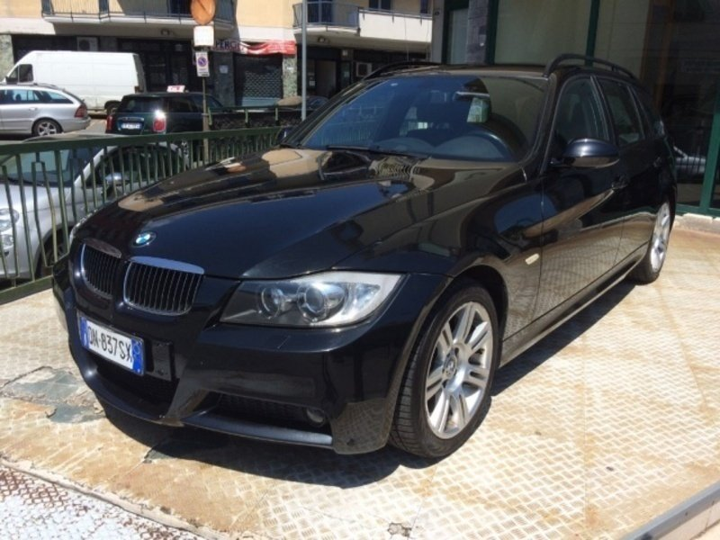 usato xd cat touring futura bmw 330 2008 km in moncalieri to. Black Bedroom Furniture Sets. Home Design Ideas
