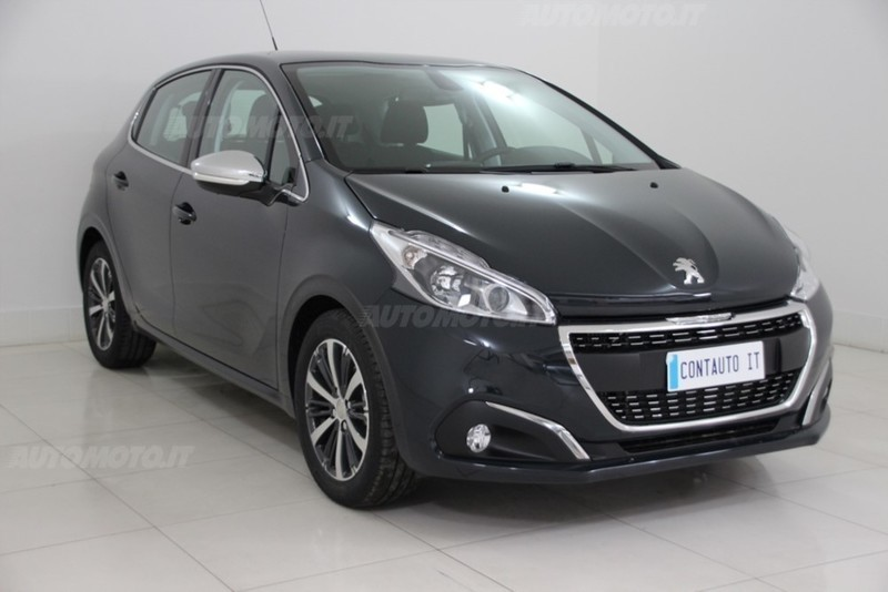 sold peugeot 208 82 5p gpl allure used cars for sale autouncle. Black Bedroom Furniture Sets. Home Design Ideas